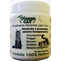 Neem Cat 50g (pulgas, Carrapatos, Bernes...) Pet, Gato