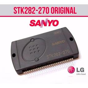 Stk282-270 Amplificador De Áudio Original ** Som Lg ** Novo