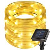 Le 33 Pies 100 Led Solares Luces De La Cuerda De Energía, I