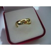 Par De Alianças Ouro Puro Maciço 18k Casamento Noivado 10 Gr