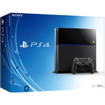 Playstation 4 500gb Super Oferta 12 Pagos Con Mercado Pago