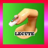 10 Dedos Plastico Practica Exhibicion Uñas Decoracion Acrili