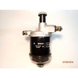 Base Filtro Gasoil Universal Con Filtro Trampa Agua Y Bombin