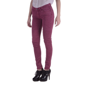 Lee Jeans Mujer Pantalon Gabardina Jean (10128710545801)