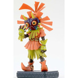 Figura Skull Kid Con Caja (legend Of Zelda Majora