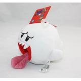 Super Mario Bros Goomba Y Blanco Boo Ghost 5 Pulgadas Muñeca