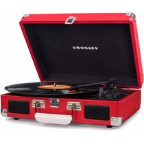 Tornamesas Tocadiscos Vinyl Acetatos Crosley Cruiser Deluxe
