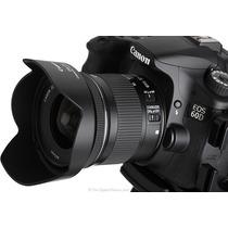Nova Lente Canon 10-18mm Is Stm Garantia Mercadoplatinum