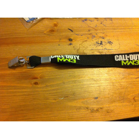 Lanyard Call Of Duty Modern Warfare 3 (porta Gafete)
