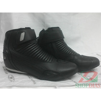 Bota Tênis Motociclista Boots Company Titanium Scorpions