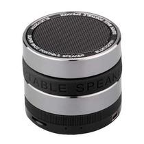 Caixa D Som Audio Portátil Sem Fio Bluetooth Viva Voz Mp3 Sd