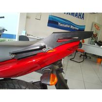 Bagageiro Factor 125 Com Engate Rapido