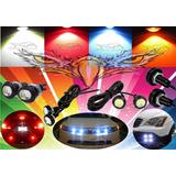 Ojos De Aguila 23mm 1 Par Yamaha Kawa Bajaj Honda Ktm @tv