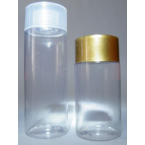 Envase Botella Frasco Plastico Hotelera Cosmetica 40ml Y 30m