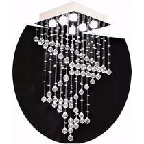 Lustre Pendente Plafon Cristal Legítimo Preço Fábrica 5 Mod