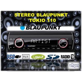 Estereo Blaupunkt Tokyo 110 Usb / Aux / Sd / Mp3-audiotrends