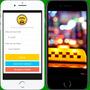 Aplicativo Ios E Android Taxi Uber Moto-taxi Cabify 99taxis
