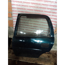Porta Traseira L.e Corsa Sedan 02 S/acessórios