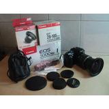 Camara Fotografica Canon Eos 5000 38-76 Lente 28-105 Japan