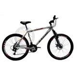 Bicicleta Gts M1 Walk, Freio A Disco, Rapid Fire Shimano