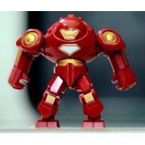 Big Lego Marvel Armadura Homem De Ferro Hulkbuster