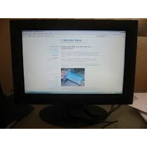 Placa Logica/ Fonte Monitor Lcd 14 Widescreen Mtsl-141