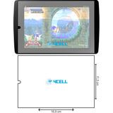 Película Tablet Gradiente Tegra Note Tb750 16 Gb Antishock