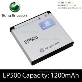 Bateria Ep500 Sony Xperia Mini X8 Live Wt19a Vivaz U5i U8i