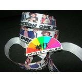 Pulseras - Cinta Raso One Direction Artistas Online