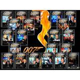 Películas James Bond Dvd Imagen 100% Nitida