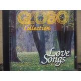 Cd - Globo Collection - Love Songs - Versões Orignais