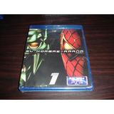 Blu Ray Nuevo Original-el Hombre Araña 1