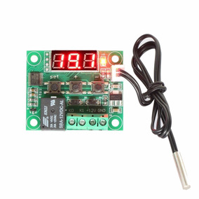 Termometro Digital Termostato Programable Rango -50 A 110°c