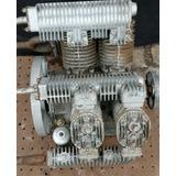 Compresor Cabesal Grande De Cuatro Cilindros Forma De Moto