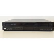 Jvc Dvd Recorder Vcr Combo Vhs Dr-mv150b Upconverting 1080p