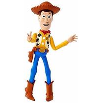 Boneco Toy Story 3 Básico - Woody Quick Draw Mattel - Dmd53
