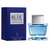 Perfume Blue Seduction Antonio Bandeiras 100ml Masculino