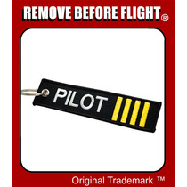 Remove Before Flight Mod. Pilot