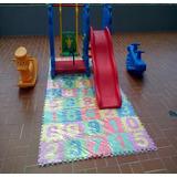 Alquiler D Parque Infantil Sonido, Colchones Y Plasmacar