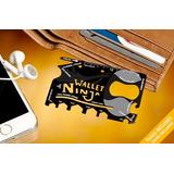 Tarjeta Multiherramienta Ninja Wallet 18 En 1
