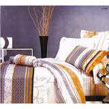 Edredon Con Sabanas 6 Piezas Golden Bed Original Matrimonial
