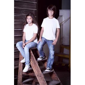 Camiseta Escote Redondo Manga Corta Niños - Tres Ases