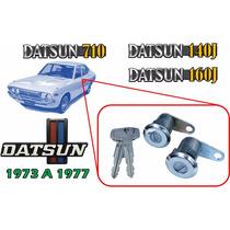 73-77 Datsun 710 140j 160j Chapas Para Puertas Con Llaves