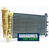 Radiador Fiat Duna / Uno 1.4 / 1. 5 Con Depósito Incorporado