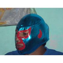 Wwe Cmll Aaa Mascara De Luchador Nacho Libre Para Adulto