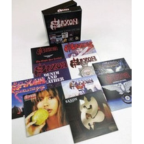 Box Saxon - The Complete Albums 1979-88 (10 Cd