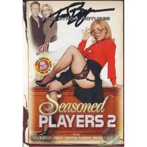 Seasoned Players # 2 ( Nina Hartley ) Tom Byron Maduras Sexy
