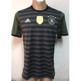 Camiseta Suplente De La Seleccion De Alemania 2017