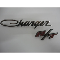 ! Emblema Lateral Do Dodge Charger R/t 75 A 79