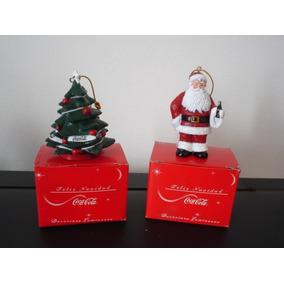Adorno Navidad Coca Cola Luminosos